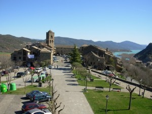 Lors d'un voyage en Espagne en 2007 je crois