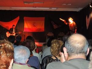 Le guitariste flamenco Raoul Fernandez