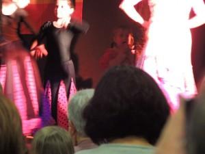 une dernière vue de ces petites danseuses