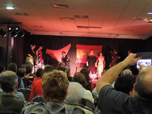 Et voilà le flamenco à l'honneur