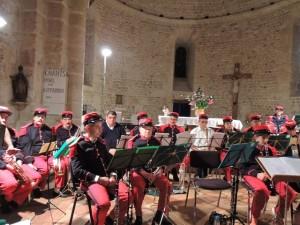 L'Orchestre est en place