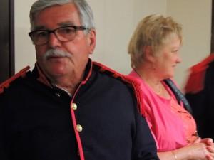 Daniel et Nadine, son épouse