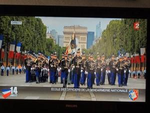 L'Ecole des Officiers de la Gendarmerie Nationale