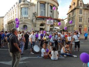 Les musiciens et musiciennes espagnoles en pleine forme!