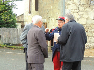 Le Maire et ses adjoints font le point sur les détails de la cérémonie
