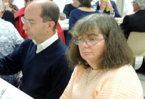 Jean-Luc et Laure sont bien pensifs ?