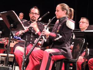 d'autres musiciens s'accordent aussi sur le cor anglais