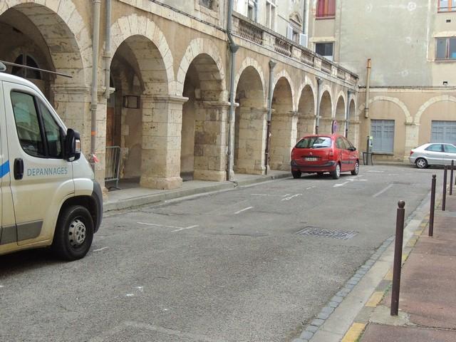 Rue Paul Pons remis dans son sens de circulation normal