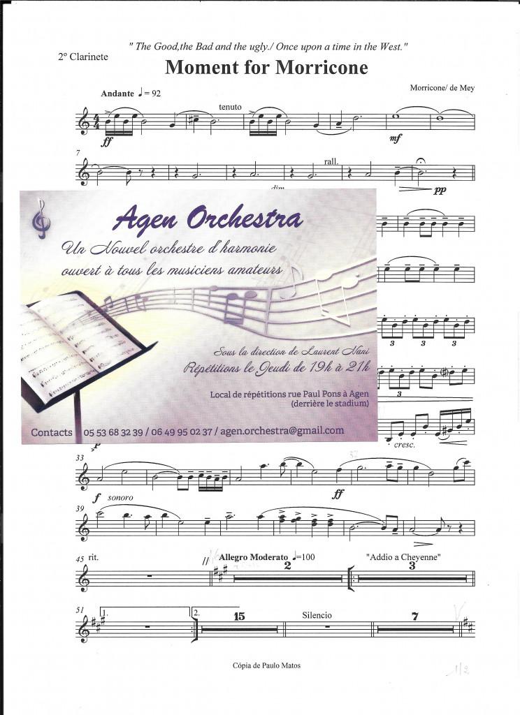 AGEN Orchestra Un nouvel Orchestre de La Lyre Agenaise Un Chef Heureux un répertoire sur mesure!