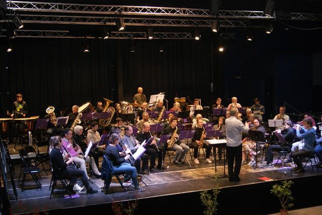vue d'ensemble de l'orchestre Agen Orchestra