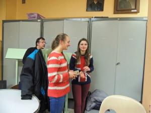 """Gérard récupère sa veste , les deux sœurs soutient se sachant """"visées""""!"""