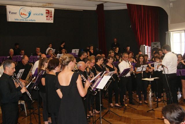 """C'est une sélection de musiciens de chaque orchestre, laissant la primeur aux """"bois"""""""