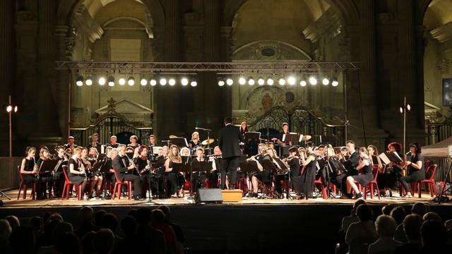 L'Ensemble Orchestral d'Auch en grande formation!